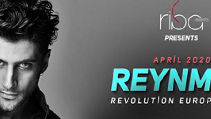 Revolution Europe Tour