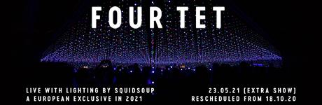 Four Tet - Zusatzshow